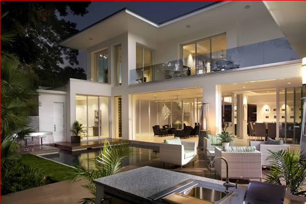 2012 new american home orlando regional center for for Casa jardin winter park