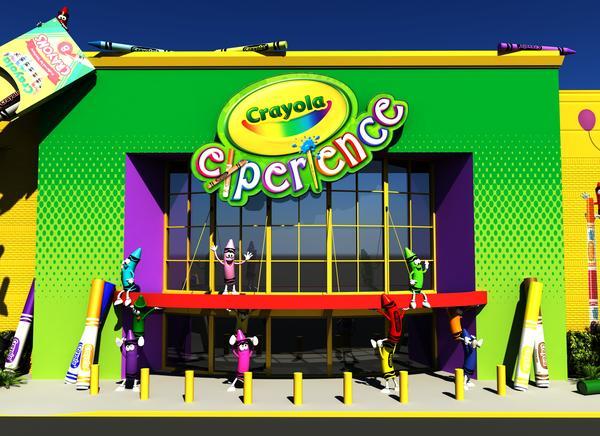 Crayola Experience Attraction To Open In Orlando | Orlando Regional ...