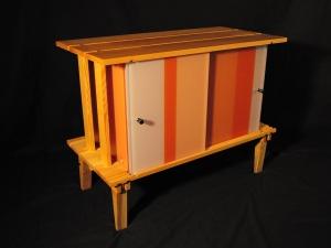 hoffmann- citrus crate for AIA art show