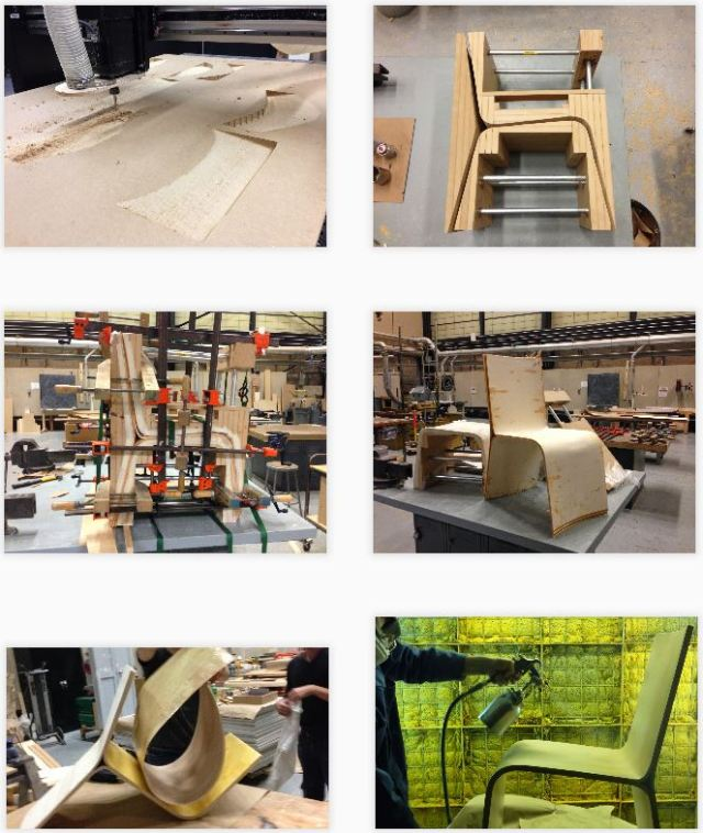 tangent chair process