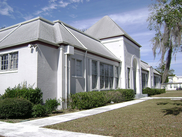 RossEJeffries Elementary School