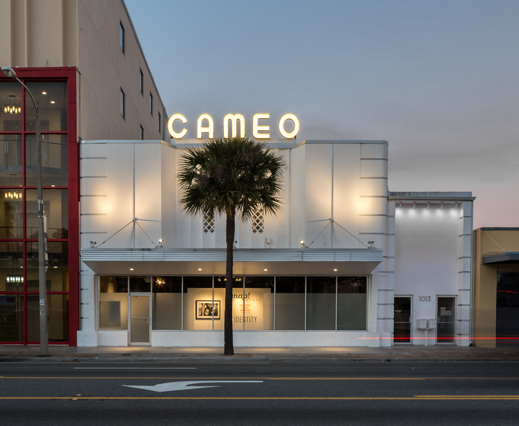 Cameo Theater By Process Architecture On Colonial Drive Near Mills I Was The First To Vote For It This Is A Great Renovation Of Classic Art Deco