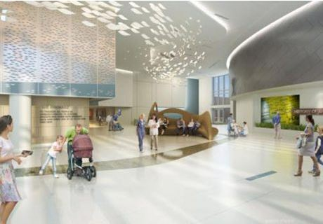 Lakeland Regional Health Pavilion for Women & Children